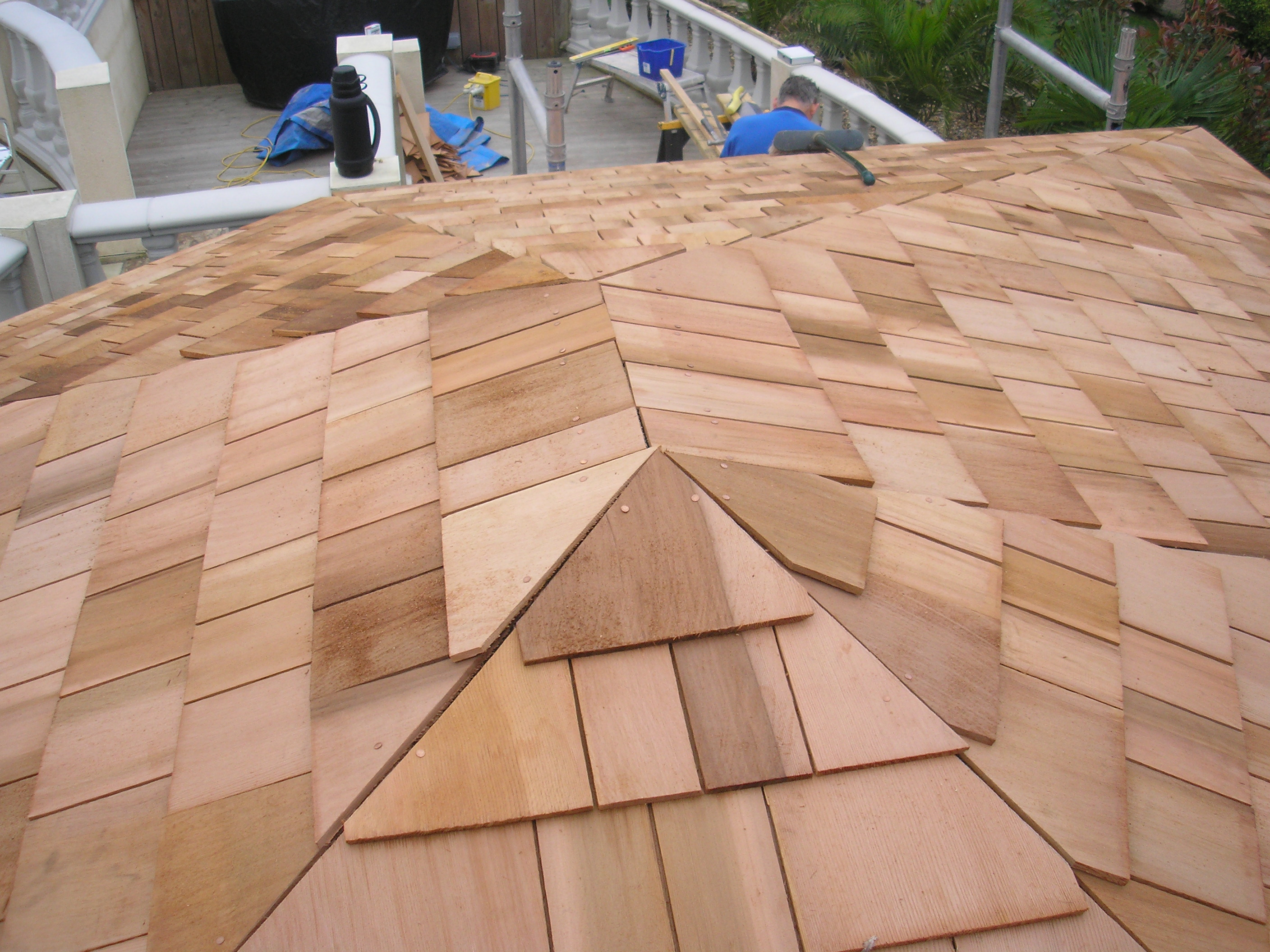 shingle roof works 004